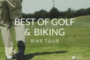 Best of Golf and Biking Tour