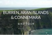 Burren,  Aran Islands & Connemara Bike Tour