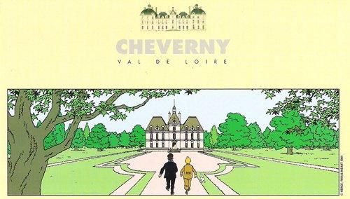 Cheverny Loire Valley