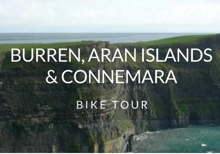 Burren Aran Island Ireland Bike Tour - Fresh Eire Adventures