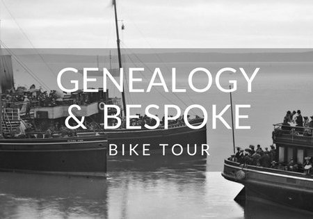 Genealogy Bespoke Bike Tour - Irish heritage - Fresh Eire Adventures