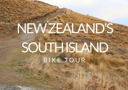 New Zealand's South Island Bike Tour