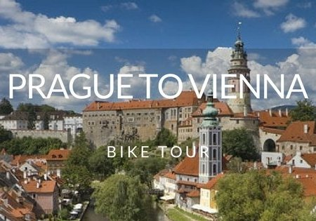 Prague to Vienna Bike Tour