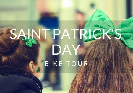 Saint patrick's day Bike Tour - Fresh Eire Adventures