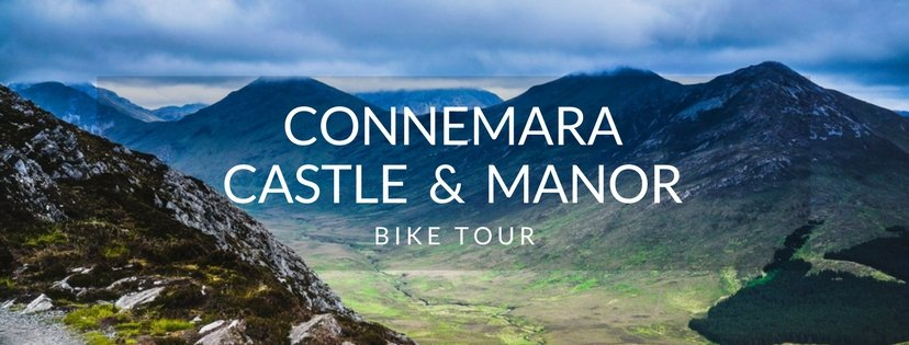 Connemara landscape, Ireland Bike Tour by Fresh Eire Adventures