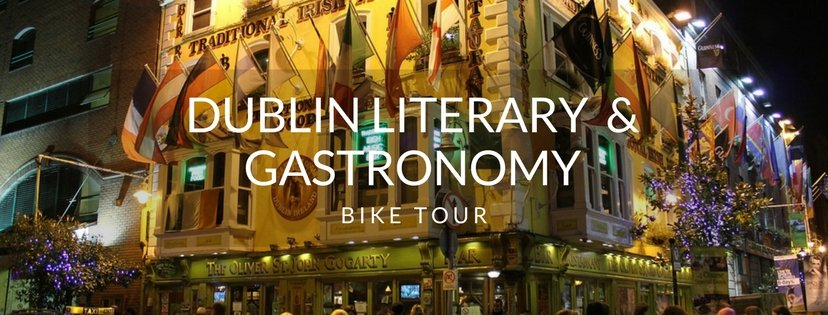 DublinLiteraryGastronomy Cover
