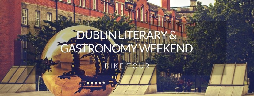 DublinLiteraryGastronomy WeekEnd Cover