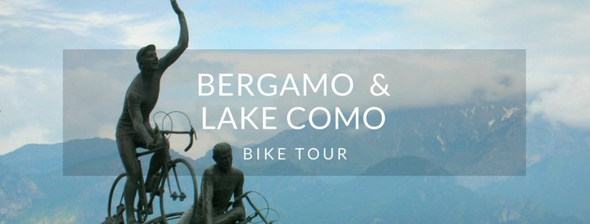 Bergamo and Lake Come Bike Tour Italy by Fresh Eire Adventures