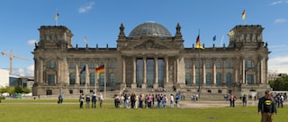 This is a picture of the Reichstag