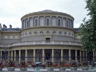 This is a picture of the National Museum of Ireland