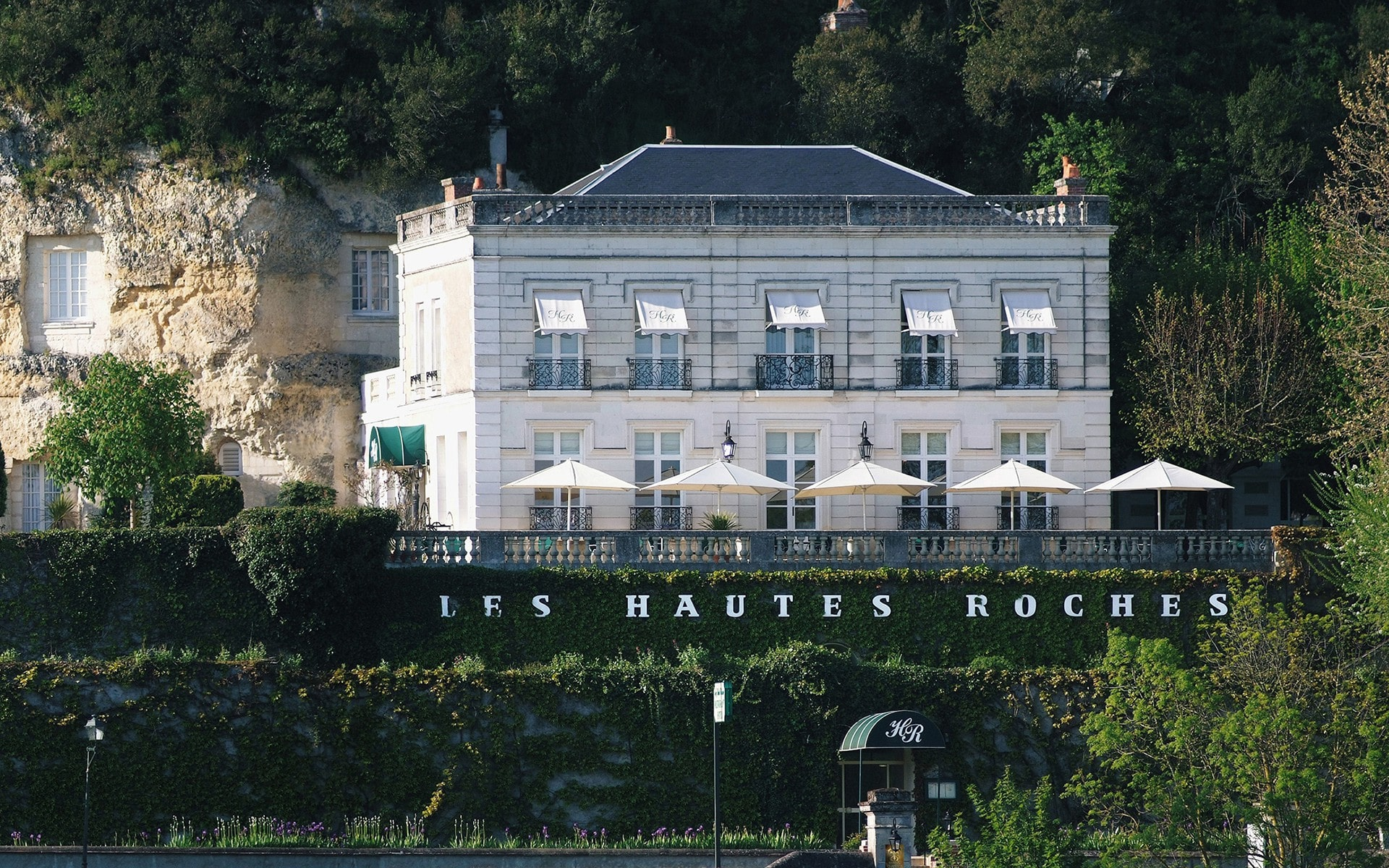 This is an image of the Hautes Roches Hotel