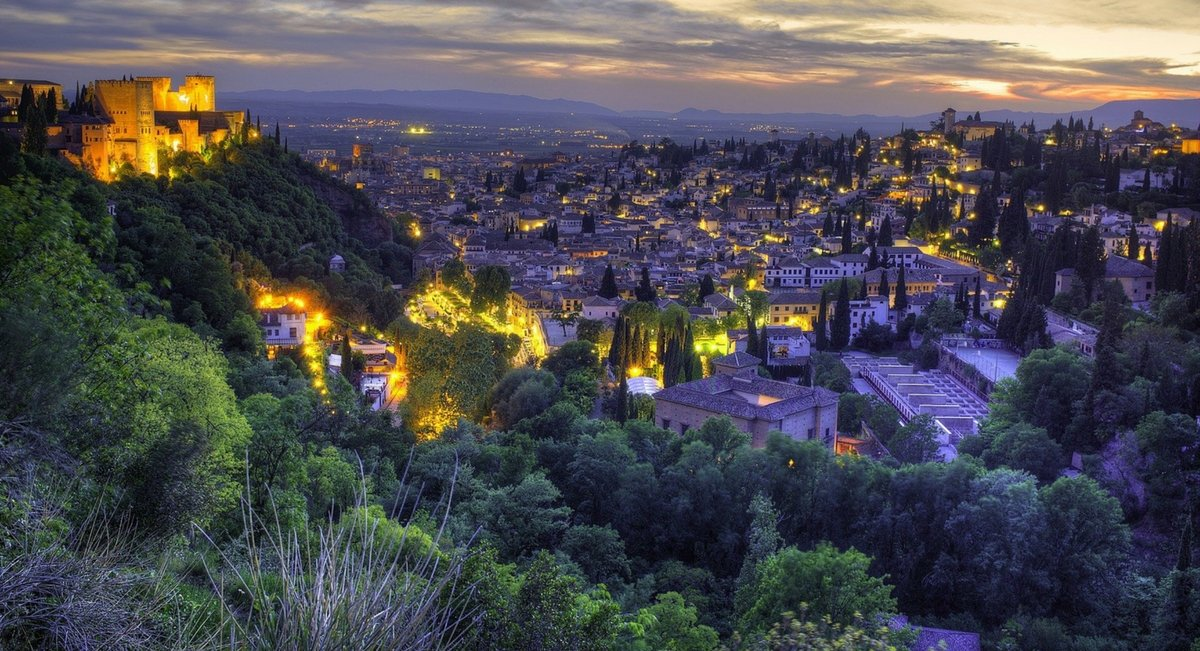 City of Granada - Andalusia Bike Tour