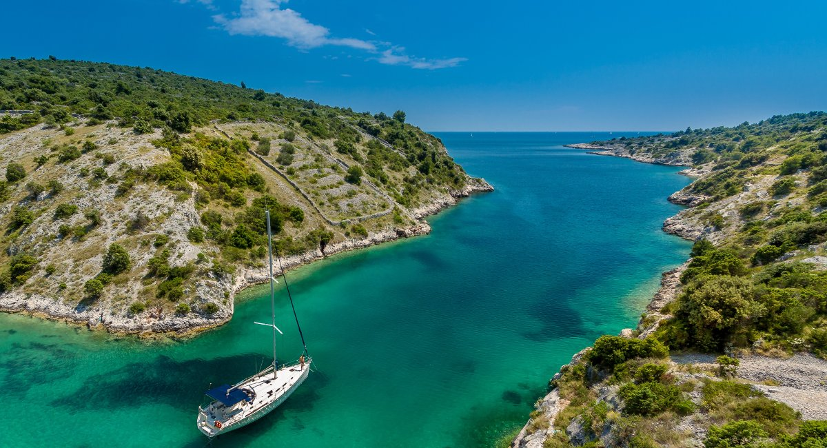 Croatia: Bike & Sail Tour