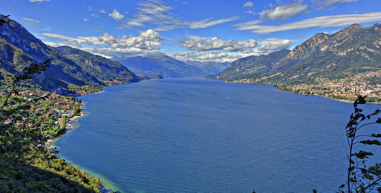 Italy: Bergamo & Lake Como Bike Tour