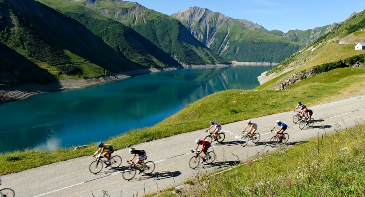 French Alps: Pro Ride Bike Tour