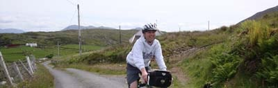 Aran island by bicycle