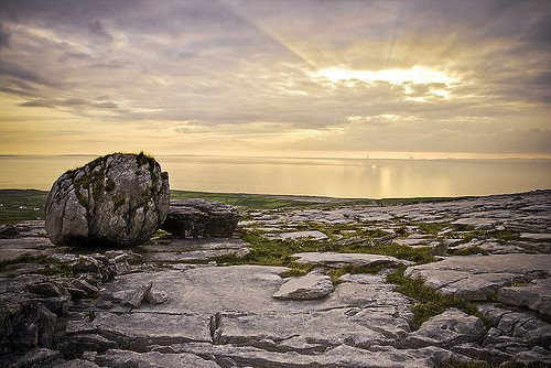 Galway Bay Clare ireland