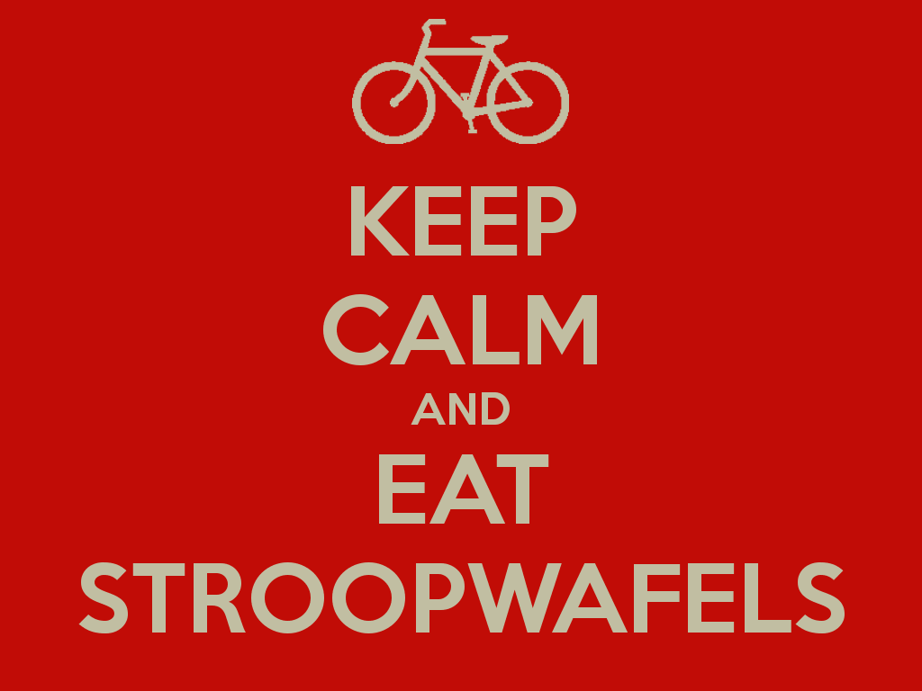 keep calm and eat stroopwafels 2