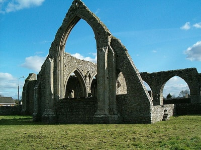 Castledermot Abbey - Kildare Tour