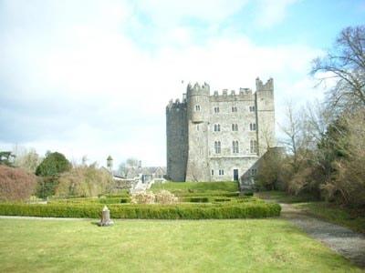 kilkea castle kildare tour